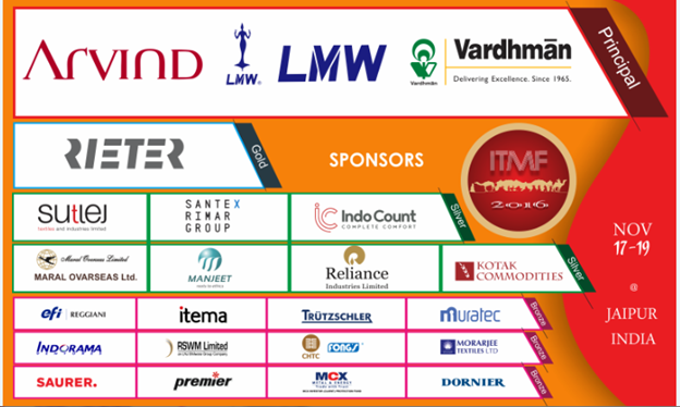 ITMF sponsors