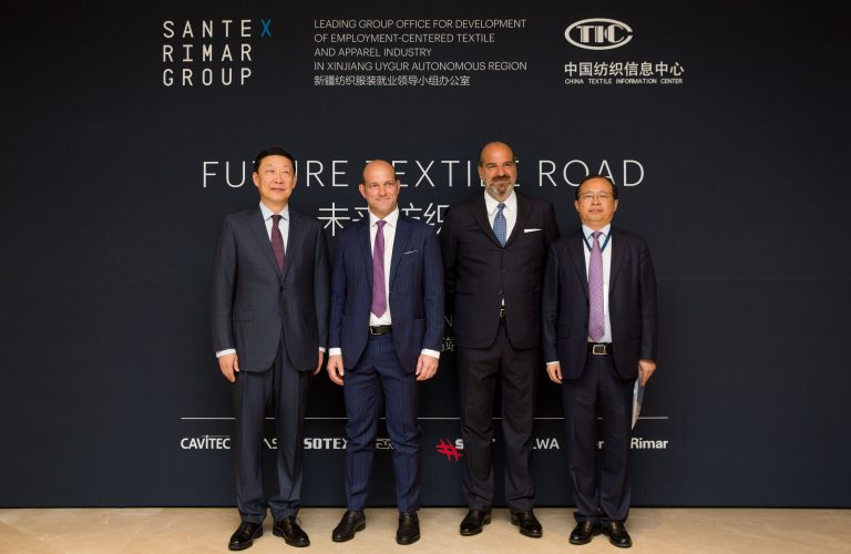 FUTURE TEXTILE ROAD – The future of the new textile industry: a dialogue between Xinjiang, China and Europe FUTURE TEXTILE ROAD –The future…