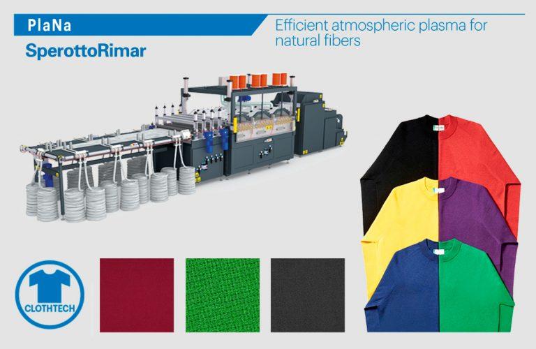 PlaNa: A NEW TEXTILE TECHNOLOGY USING PLASMA ENERGY Santex Rimar Group has the…