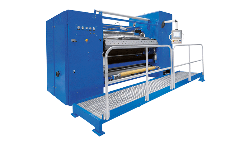 CAVI2COAT Rotogravure textile machine
