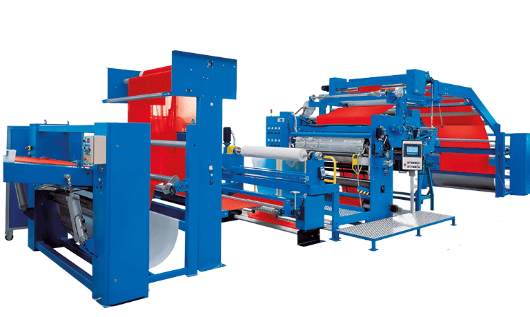 CAVIFLEX Engraved roller textile machine