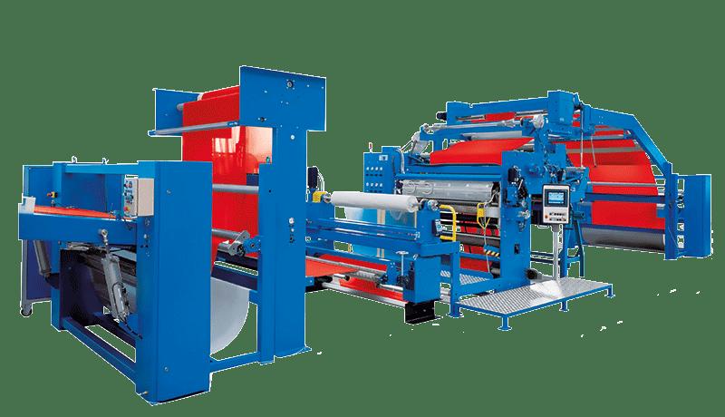 CAVIFLEX Engraved roller textile machine
