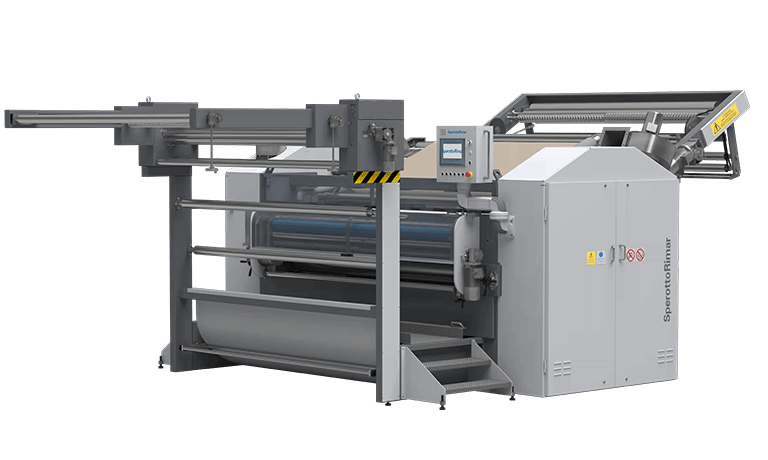 Compas: compacting and finishing machine