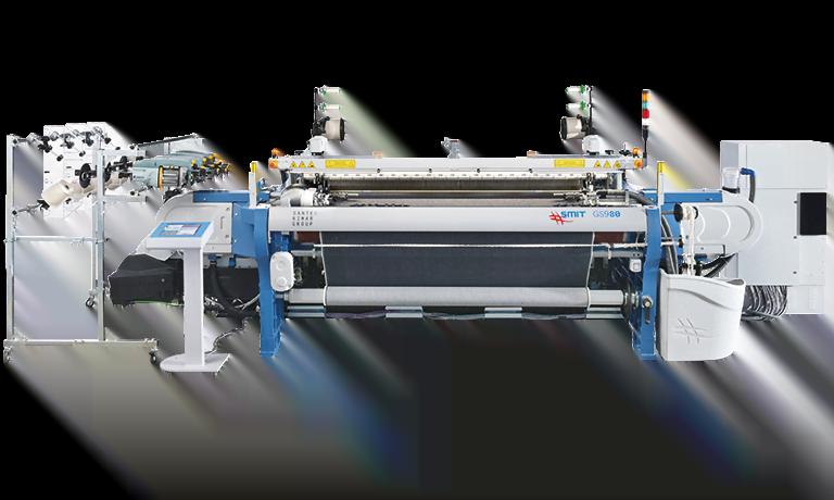 textile weaving machine GS980 Smit