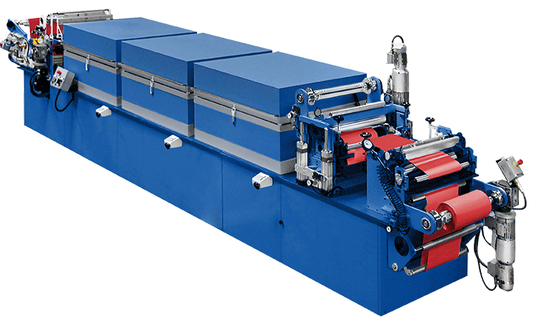 ISOLAB Pilot lines textile machines