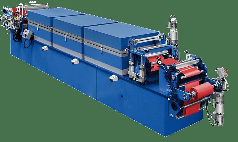 ISOLAB Pilot lines textile machines