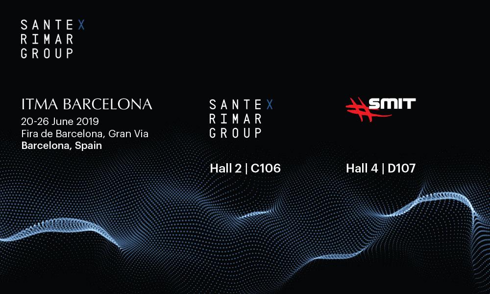 itma 2019 Santex Rimar Group