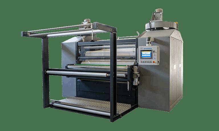Multidecat 2.0: Continuous decatizing machine