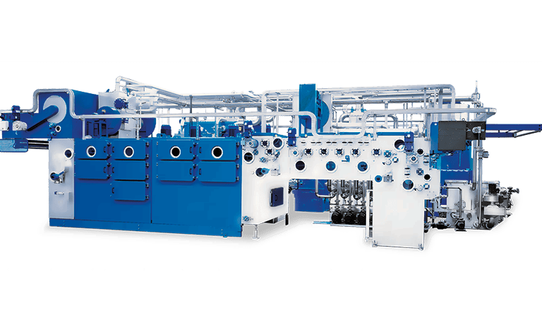 Nova: Continuous solvent scouring machines for textile finishing