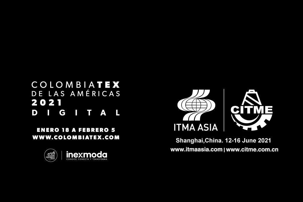 colombiatex - itma asia 2021