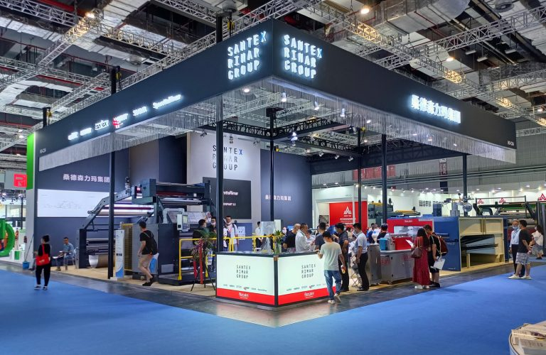 SANTEX RIMAR GROUP AT ITMA 2021 (China) The exhibition in Shanghai is…