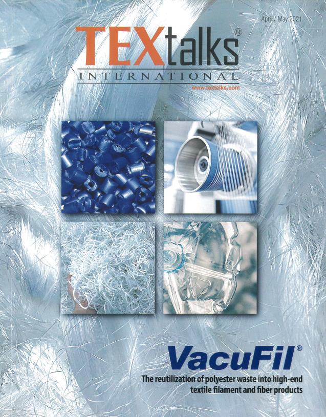 TEXtalks Press Release For Itma 2021